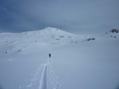 Club Alpin Suisse section de Vallorbe ski de rando