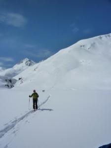 Club Alpin Suisse section de Vallorbe peau de phoque