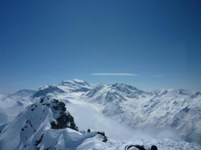 Club Alpin Suisse section de Vallorbe Grand Combin