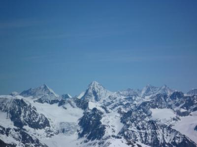 Club Alpin Suisse section de Vallorbe Dent Blanche depuis Arolla